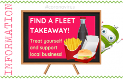 Find a Fleet Takeaway!