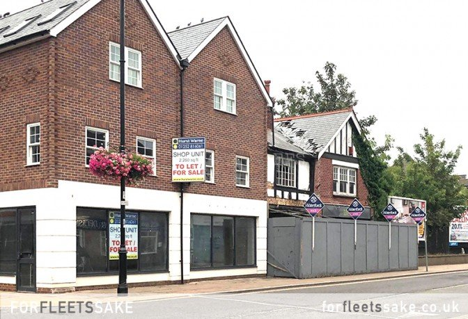 102 - 104 Fleet Road, Fleet Hampshire