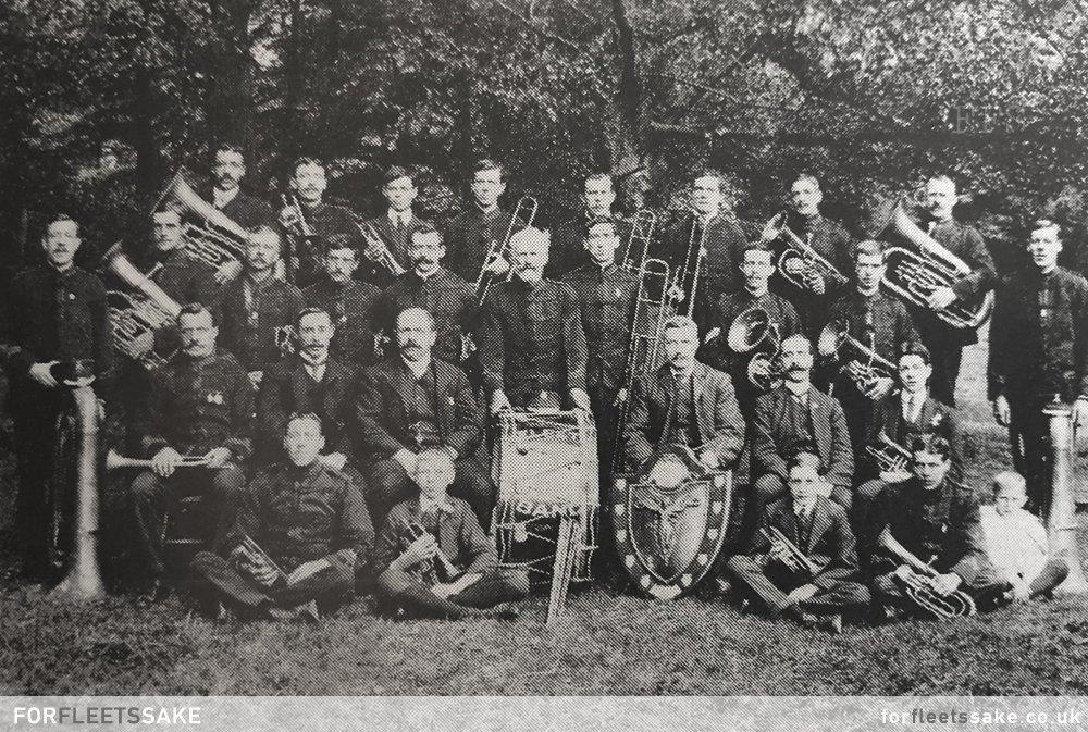 Fleet Prize Band, History of Fleet Carnival Hants