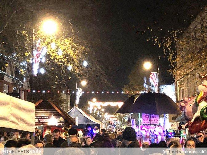 FLEET FESTIVITIES CHRISTMAS 2019