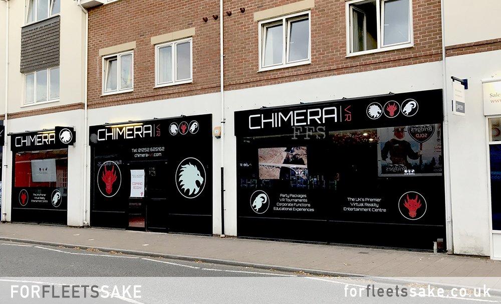 CHIMERA VR FLEET HANTS