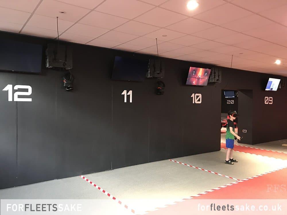 INSIDE CHIMERA VR - FLEET HANTS