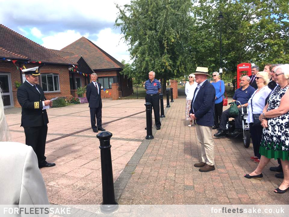 MERCHANT NAVY DAY - ELVETHAM HEATH - SEPTEMBER 2019