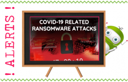 COVD-19 Ransomware Attacks