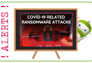 COVD-19 Ransomware Attacks