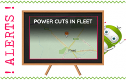 Fleet Power Cuts