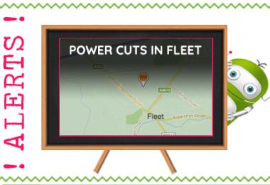 Fleet Power Cuts
