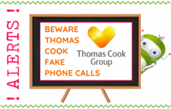 Thomas Cook Fake Phone Calls