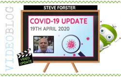 19th April 2020 - Local Update