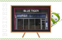 Blue Tiger (Closed)
