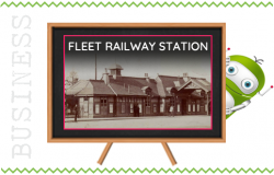 Fleet Railway (Train) Station