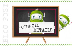 Fleet Hampshire Local Council Details.