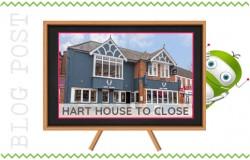 Hart House Pub in Fleet Hampshire, Closing Down.