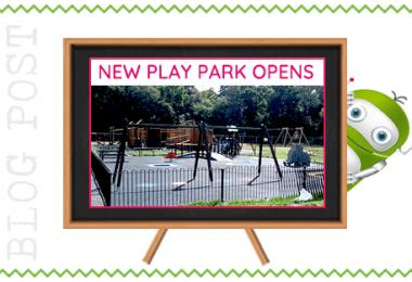 New Calthorpe Play Park Open