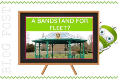 A Bandstand For Fleet?