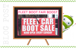 Fleet Boot Fair Boost!