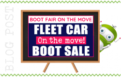 Fleet Boot Fair on the Move