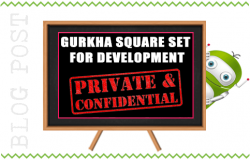 Gurkha Square Set For Development