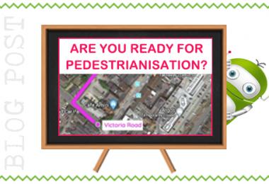Fleet High Street Pedestrianisation - Are You Ready?
