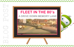 Fleet in the 1980's - A Drive Down Memory Lane