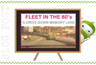 Fleet in the 1980's - A Drive Down Memory Lane