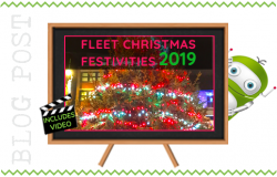 Fleet Celebrates - Christmas Festivities 2019