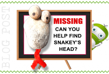Help Find Snakey's Head!