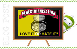 Pedestrianisation - Fleet's Very Own Marmite