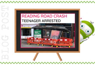 Teenager Arrested After Fleet Crash