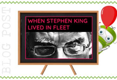 When Stephen King Lived in Fleet