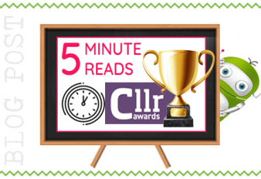 Local Councillor Awards - Time to Vote!