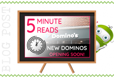 New Dominos Pizza Opening Soon