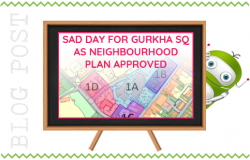 A Sad Day for Gurkha Square as Fleet Neighbourhood Plan Gets Approval