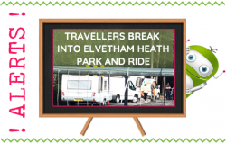 Travellers Back at Elvetham Heath