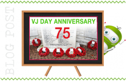Fleet Remembers - VJ Day 75th Anniversary