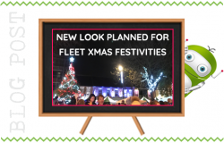 A New Look for Fleet Christmas Festivities