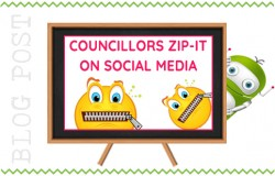 Hart District Council and Fleet Town Council Councillors Reject Social Media.