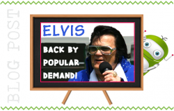 Elvis - Back By Popular Demand!