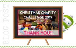 Christmas Charity Challenge 2019 Comes to a Close