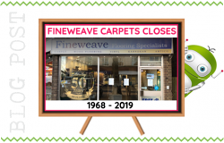 Fineweave Carpets Closes After 51 Years As Local Councillor Says High Street Is 'Vibrant'