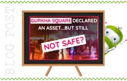 Gurkha Square Declared an Asset of Community Value...But Is It Safe?