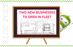 As One Door Closes in Fleet - Two More Open