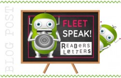 Fleet Speak! Readers Letters from Fleet, Hampshire