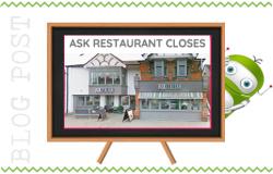 ASK Italian Restaurant Closes - Fleet Hampshire 2017