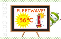 Fleetwave! Fleet Hampshire Heatwave July 2019