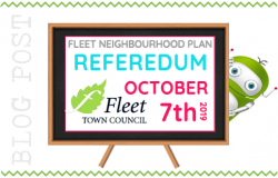Fleet Town Council Referendum Neighbourhood Plan October 2019
