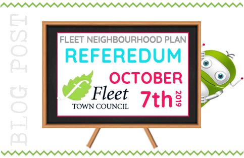 Fleet Town Council Referendum Neighbourhood Plan October 2019