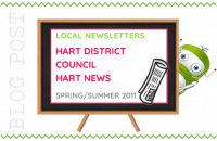 Local Newsletter, Hart District Council - Spring Summer 2019