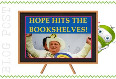 Hope Hits the Bookshelves!