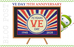 VE Day 75th Anniversary Fleet Hampshire